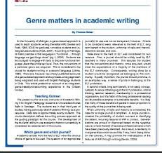 Academic writing for graduate students pdf SlideShare
