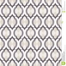vector seamless pattern in moroccan style stock vector image