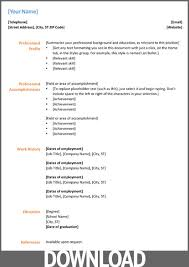 Resume Example With References Available Upon Request Example Resume For A  Homemaker Returning To Work Lovetoknow