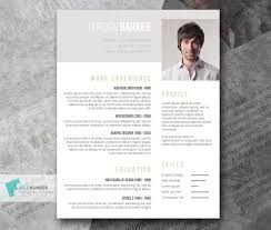 Resume Sample Pdf Free Download by Excellent The Best Cv Resume Templates 50 Examples Design Shack