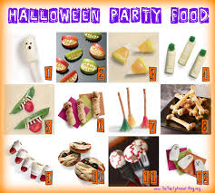 Halloween Birthday Food Ideas by 12 Easy Halloween Party Food Ideas That The Kids Will Love