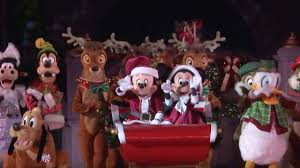 video sneak a peek at u0027mickey u0027s most merriest celebration u0027 stage