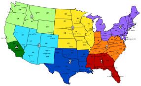 Southwest Colorado Map by Usa Elite Select