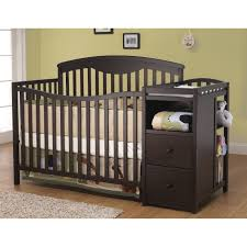 Convertible Crib Changer Combo by Furniture Cribs At Babies R Us And Sorelle Cribs Also Crib And