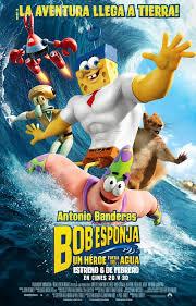 Bob Esponja 2, La Pelicula: Un Heroe Fuera Del Agua