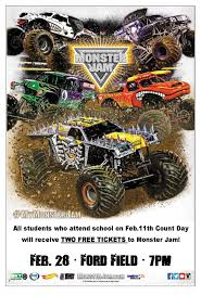 monster truck shows in michigan dps partners with feld motor sports to host u201cmonster jam u201d count