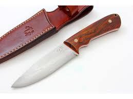 tamahagane hunting knife