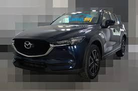 mazda diesel 2017 all new mazda cx 5 tentative prices revealed starts from