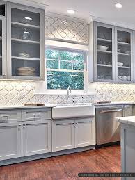 Green Tile Backsplash by Best 25 Kitchen Backsplash Ideas On Pinterest Backsplash Ideas
