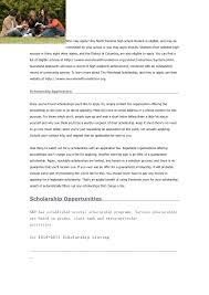 community service college essay