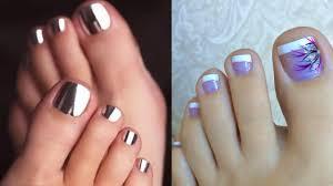new nail art 2017 the best toenail art designs compilation