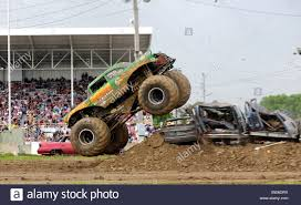 monster truck shows in michigan monster trucks freestyle stock photos u0026 monster trucks freestyle