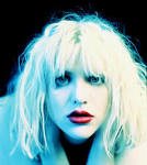 study like Courtney Love.
