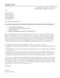 Child Care Cover Letter Samples Non Profit Executive Cover Letter Sample Resume Cover Letter With
