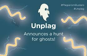 Plagiarism Busters Contest blog Unplag com