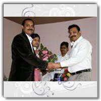 Dr.Dwivedi with Dr.Parvez Shaikh (President- Asian Federation of Coloproctology) in conference - image9