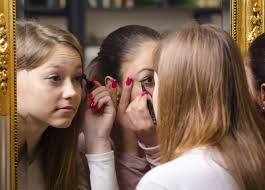 what age do s start wearing makeup