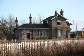 Algarkirk and Sutterton railway station