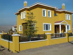 exterior house paint ideas using dark and bright colors home