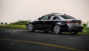 lexus is350 wheels lexus is350 f sport velgen wheels vmb7 matte silver 20x9