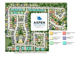 Colorado Unit Map by Mississippi State Off Campus Housing Floorplans Aspen Heights