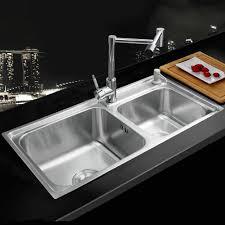 Kitchen Sink With Faucet Set Online Get Cheap Modern Kitchen Sink Aliexpress Com Alibaba Group