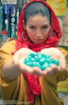 مد روز دختر جوان ایراني در عکسهای مجله آمریکایی فشن