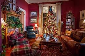 celebrate christmas past with these 5 holiday home tours