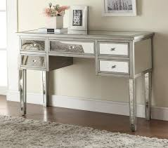 Mirrored Desk Target by Mirrored Console Tables You Must Have