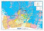 แผนที่เตือนภัยน้ำท่วม กทม. โดย TEAM GROUP ฉบับ 9 พ.ย. 54 | ThaiPublica