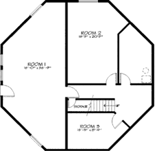 contemporary style house plan 4 beds 2 00 baths 3172 sq ft plan