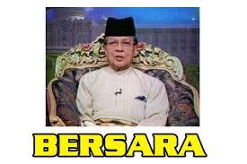 Engku Tan Sri Ibrahim Engku Ngah yang bersara