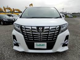 2017 toyota alphard s cpackage used car for sale at gulliver new