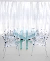 clear acrylic dining table and chairs with inspiration hd gallery
