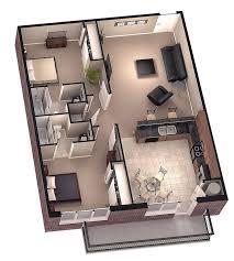 3d 4 bedroom house plans