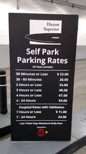Chicago Parking Map by Northwestern Memorial Hospital Garage Parking In Chicago Parkme