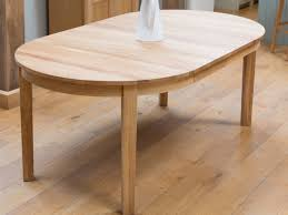 Oval Dining Room Tables Kitchen Enthereal Lens Solid Oak Oval Dining Table Tables Ideas