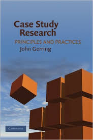 Amazon com  Case Study Research  Principles and Practices                  John Gerring  Books