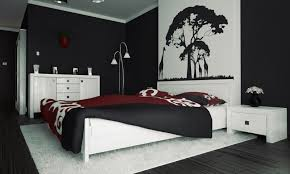Bedroom Wall Ideas by Black Red Silver Bedroom Ideas Best 25 Red Black Bedrooms Ideas