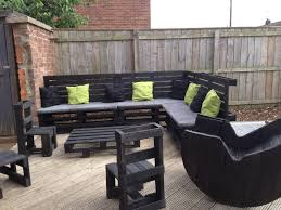 Patio Furniture Wood Pallets - garden furniture made from pallets pallet idea