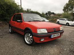 cheap peugeot used peugeot 205 cars for sale motors co uk