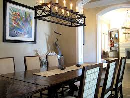 lighting ideas traditional dining room lighting idea with double