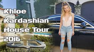 khloe kardashian house tour 2017 youtube