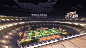 Neyland Stadium Map Neyland Stadium Minecraft Creative Build Youtube