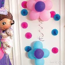 Doc Mcstuffins Home Decor Doc Mcstuffins Party Ideas Party City