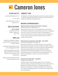 Job Resume Examples 2015 by 15 Example Of Great Resume Project Manager Resume Examples