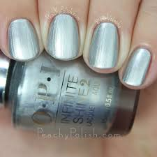 opi summer 2015 infinite shine swatches u0026 review peachy polish