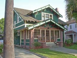 Craftsman Home by La Architecture 101 Craftsman Gibson International