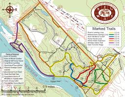 Liverpool Ny Map Great Bear Recreational Area