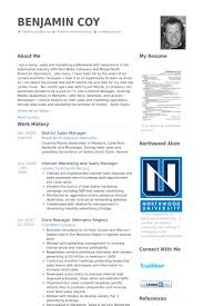 Online Marketing Manager Resume by District Sales Manager Resume Samples Visualcv Resume Samples